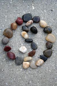 River stones series 1