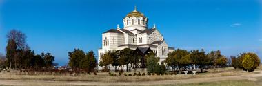 Saint Vladimir Cathedral, Chersonesos