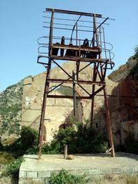 Pitzu Luas mine (Sardegna SW)
