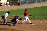 Batting 1
