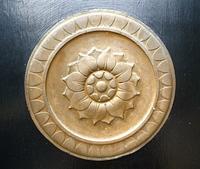 Door medallions 1