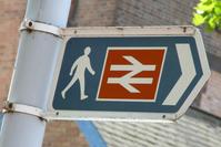 Pedestrian Railway