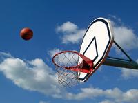Shooting the basketball ball 2