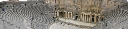 Roman theatar in Bosra