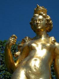 Palace Garden in Schwetzingen, Germany 3