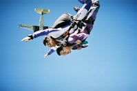 Parachute jump 3