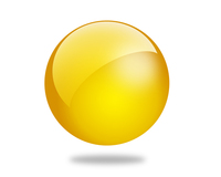 Glossy Ball 10