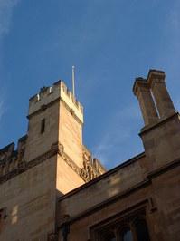 Jesus College Tower, Oxford