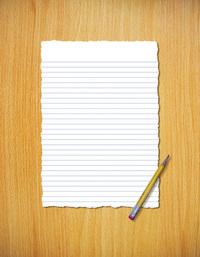Torn Paper 4