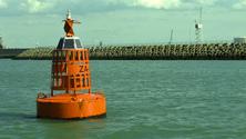 Zeebrugge boei