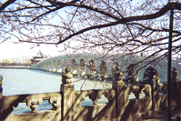 Bridge in the Summer Palace