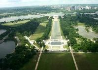 Lincoln Memorial + City