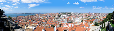 Lisbon panoramic 2