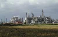 Oil Refinery and field