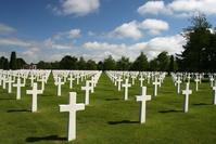 Normandy American Cemetery 1