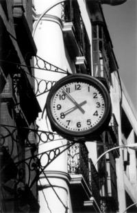 Sevilla clock