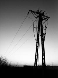 electricity - night