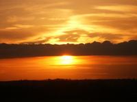 Dreamy Creamy Sunset