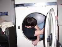 In the Washing Machine