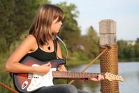 My favourite guitar girl 2