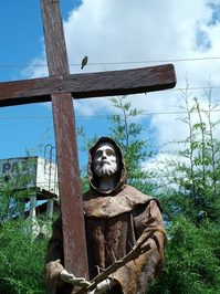 sacred statue 1