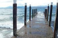 Pier in Bariloche
