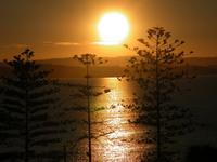Sunset on Water 2