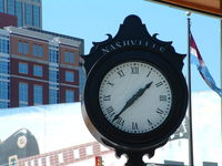 Nashville Clock
