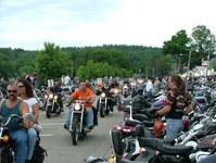 Laconia Bike Week 2004