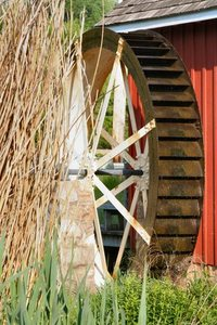Working Waterwheel 1
