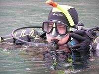 Scuba diving course 1