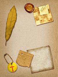 Cardboard Collage 5