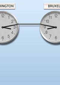 Clock,Usa,Europe,Sync,Bridge,Relations