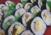 rolled sushi - norimaki