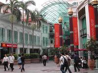 Bugis Square, Singapore