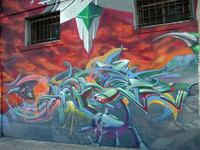 los angeles graffiti art 2