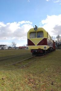 The train to Siberia