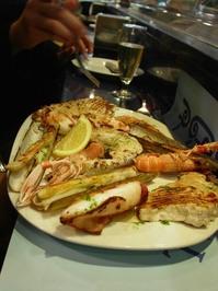 seafood, barcelona
