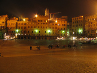 Campo by night