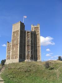 Aldeburgh Castle