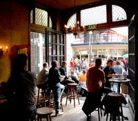 Irish Dutch pub