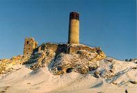 Ruins of the Olsztyn castle
