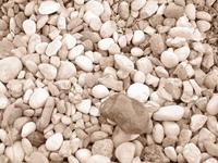Stones on the beach 1