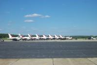 Thunderbirds All in a Row