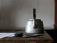Old Teapot 3
