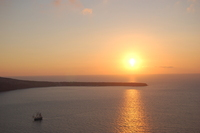 Sunset Oya