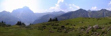 Panorama Mountains