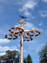 Falcon Thrill Ride 1