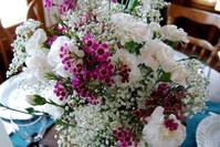 Flower Bouquet Dining