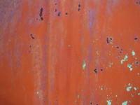 rusty metal chair 5